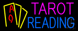 Tarot Reading Block Cards Neon Sign