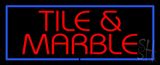 Tile and Marble LED Neon Sign
