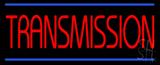 Transmission Block Neon Sign