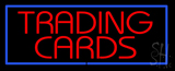 Trading Cards Neon Sign