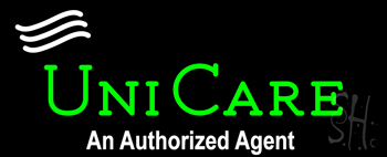 Unicare Neon Sign