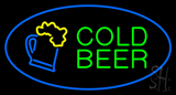Cold Beer Neon Sign