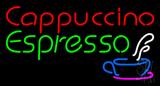 Cappuccino Espresso LED Neon Sign
