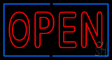 Open Extra Large Neon Sign