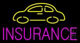 Car Insurance Neon Sign