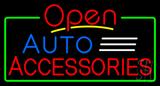 Auto Accessories Neon Sign