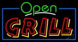 Ope Grill Neon Sign