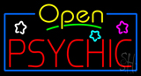 Open Psychic Neon Sign