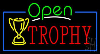 Trophy Neon Sign