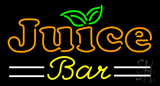 Double Stroke Juice Bar Neon Sign