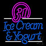 Baskin Robins 31 Flavors Authentic Neon Sign