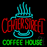 Personalized Espresso Or Coffee Stand LED Neon Sign