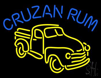 Cruzab Rum Bar Neon Sign