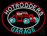 Hotrodders Garage - Beer LED Neon Sign