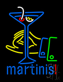Martinis LED Neon Sign