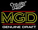MGD Logo Neon Sign