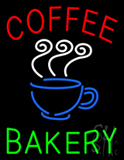 Coffee Bakery Neon Sign