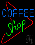Coffee Shop 50s Style Neon Sign