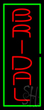 Bridal Vertical Neon Sign