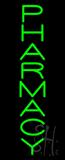 Green Pharmacy Neon Sign