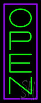 Open PUG Neon Sign