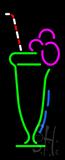Juice Logo Neon Sign