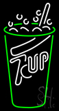 7-Up LED Neon Sign