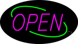 Open Deco Style LED Neon Sign