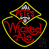 Petes Wicked Ale LED Neon Sign