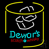 Dewars Scotch Whisky Neon Sign