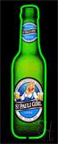 Saint St Pauli Girl Bottle LED Neon Sign
