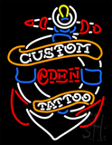 Nautical Tattoo Neon Sign