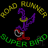 Road Runner Superbird Neon Sign