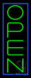 Open Bg Neon Sign