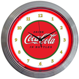 Beer & Drinks Neon Clocks