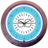 Ford Thunderbird 15 Inch Neon Clock