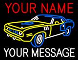 Custom - Car 9 Neon Sign