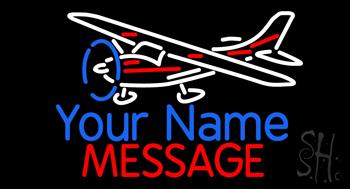 Custom - Cessna 182 Neon Sign