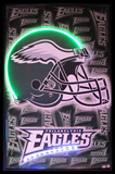 Eagles Helmet Neon/Led Picture