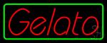 Gelato Neon Sign