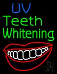 VU Teeth Whitening Neon Sign