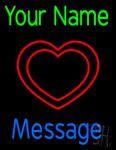 Custom Heart Neon Sign