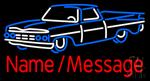 Custom Car 4 Neon Sign