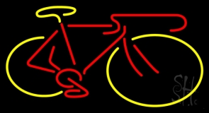 Logo of Bicycle Neon Sign