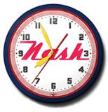 Nash 20 Inch Neon Clock
