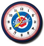 Packard 20 Inch Neon Clock