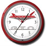 GTO 20 Inch Neon Clock