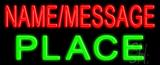 Custom Place Neon Sign