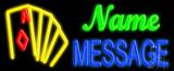 Custom Casino Neon Sign