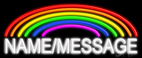Custom Rainbow Neon Sign